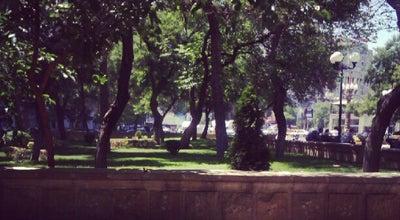 Photo of Park Nərimanov Parkı at Ağa Neymətulla Küç., Baku, Azerbaijan