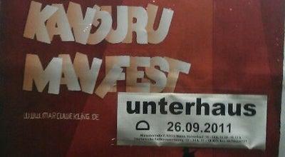 Photo of Comedy Club Unterhaus Mainz at Münsterstr. 7, Mainz 55116, Germany