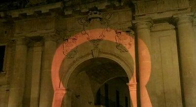 Photo of Historic Site Porta san biagio at Via Dei Perroni, Lecce 73100, Italy