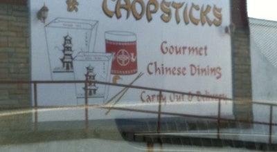 Photo of Chinese Restaurant Golden Chopsticks at 48-72 New Jersey St, Wheeling, WV 26003, United States
