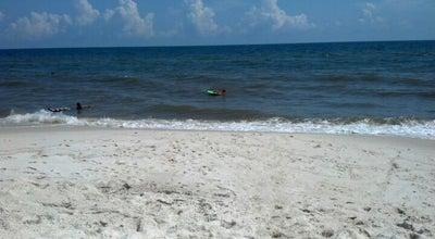 Photo of Beach Gulf Shores Beach - Perdido Beach at Gulf State Park at Perdido Beach Blvd., Gulf Shores, AL 36542, United States