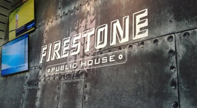 Photo of American Restaurant Firestone Public House at 1132 16th St, Sacramento, CA 95814, United States