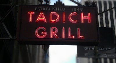 Photo of Seafood Restaurant Tadich Grill at 240 California St, San Francisco, CA 94111, United States