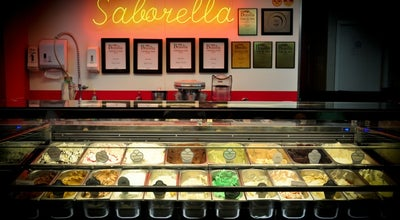 Photo of Ice Cream Shop Saborella at Cln 112 Bl. C, Lj. 38, Brasília 70762-530, Brazil