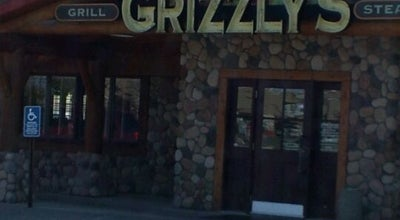 Photo of Steakhouse Grizzly's Grill N' Saloon at 1700 Madison Ave, Mankato, MN 56001, United States