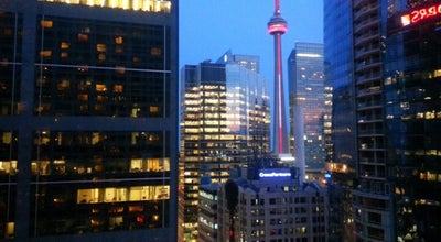 Photo of Hotel Hilton Toronto at 145 Richmond Street West, Toronto, ON M5H 2L2, Canada