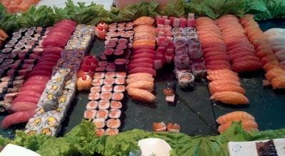 Photo of Sushi Restaurant Shitake at R. Alvarenga Peixoto, 575, Belo Horizonte 30180-120, Brazil