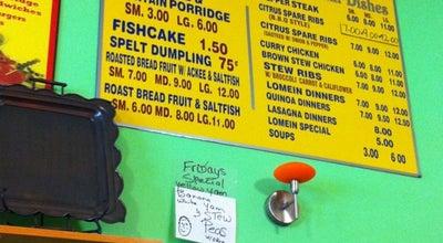 Photo of Vegetarian / Vegan Restaurant Natural Blend at 769a Washington Ave, Brooklyn, NY 11238, United States