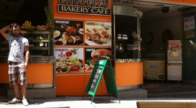 Photo of Bakery Chocolat Bakery Cafe at Αντιναυάρχου Ιωαννίδη, Κως 853 00, Greece