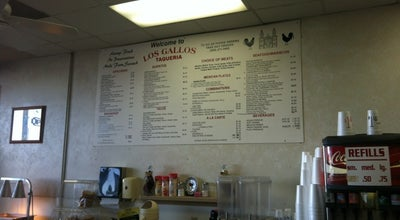 Photo of Mexican Restaurant Los Gallos Taqueria at 6089 N Figarden Dr, Fresno, CA 93722, United States