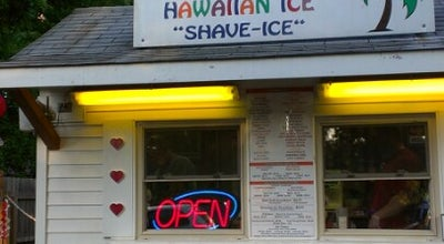 Photo of Ice Cream Shop Hawaiian Shaved Ice Trailside at 230 Railroad Avenue, Loveland, OH 45140, United States
