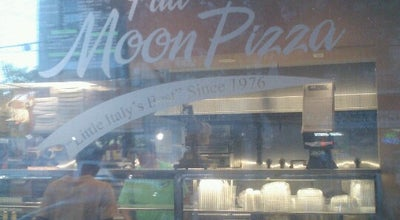 Photo of Pizza Place Full Moon Pizzeria at 600 E 187th St, Bronx, NY 10458, United States