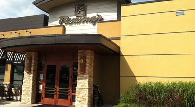Photo of Steakhouse Fleming's Prime Steakhouse & Wine Bar at 17400 Haggerty Rd, Livonia, MI 48152, United States