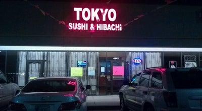 Photo of Sushi Restaurant Tokyo Sushi & Hibachi at 4942 W Kenosha St, Broken Arrow, OK 74012, United States