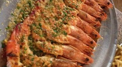 Photo of Seafood Restaurant Mar Del Plata at Av. Alm. Saldanha Da Gama, 137, Santos 11030-401, Brazil