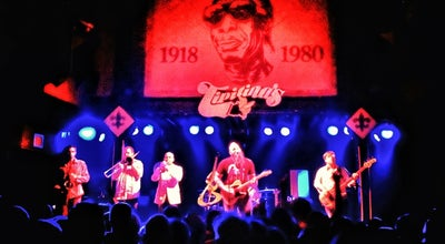 Photo of Music Venue Tipitina's at 501 Napoleon Ave, New Orleans, LA 70115, United States