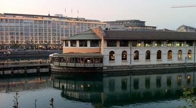 Photo of Bar Brasserie des Halles de L'île at Place De L'ile 1, Genève 1204, Switzerland