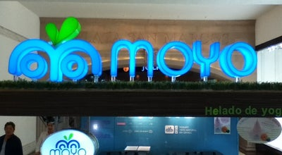 Photo of Ice Cream Shop MOYO Frozen Yogurt at Plaza Américas, Xalapa 91190, Mexico