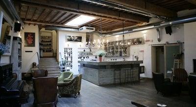 Photo of Wine Bar Etabli at Vicolo Delle Vacche, 9, Roma 00186, Italy