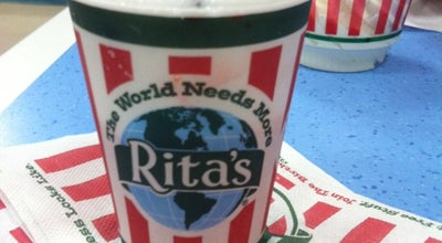 Photo of Dessert Shop Rita's Water Ice at 378 Kelly Rd, Vernon Rockville, CT 06066, United States