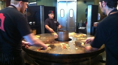 Photo of Asian Restaurant HuHot Mongolian Grill at 201 N 66th St, Lincoln, NE 68505, United States