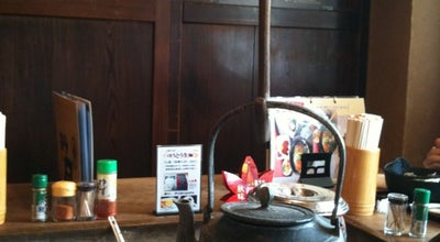 Photo of Ramen / Noodle House 甲州ほうとう 小作 県立美術館前店 at 貢川1丁目3-15, 甲府市 400-0065, Japan