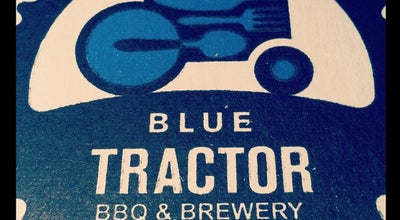 Photo of BBQ Joint Blue Tractor BBQ & Brewery at 207 E Washington St, Ann Arbor, MI 48104, United States