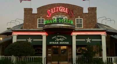 Photo of American Restaurant Saltgrass Steak House at 20241 Gulf Fwy, Webster, TX 77598, United States