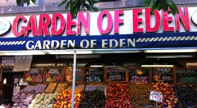 Photo of Grocery Store Garden Of Eden at 2780 Broadway, New York, NY 10025, United States