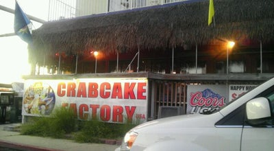 Photo of Seafood Restaurant Crabcake Factory USA at 12000 Coastal Hwy, Ocean City, MD 21842, United States