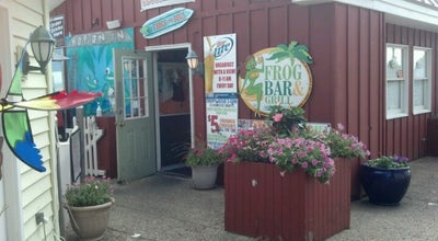 Photo of Bar Frog Bar & Grill at Inlet Village, Ocean City, MD 21842, United States