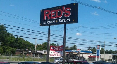 Photo of American Restaurant Red's Kitchen & Tavern at 131 Newbury St, Peabody, MA 01960, United States