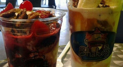 Photo of Dessert Shop Shake's Frozen Custard at 317 Oak St, Conway, AR 72032, United States