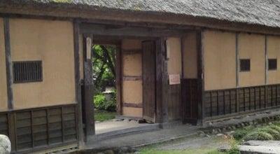 Photo of Historic Site 浮田家住宅 at 太田南町110, 富山市 939-8044, Japan