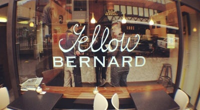 Photo of Coffee Shop Yellow Bernard at 109 Collins St., Hobart, TA 7000, Australia