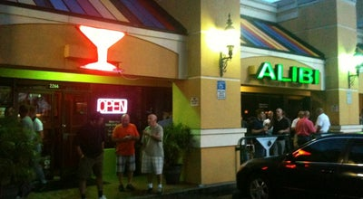 Photo of Gay Bar Georgie's Alibi at 2266 Wilton Dr, Wilton Manors, FL 33305, United States
