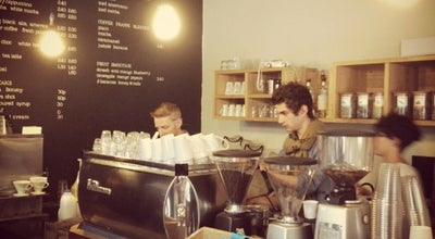 Photo of Coffee Shop Fix 126 at 126 Curtain Rd, Shoreditch EC2A 3PJ, United Kingdom