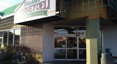 Photo of Grocery Store Marlene's Market and Deli at 2951 S 38th St, Tacoma, WA 98409, United States