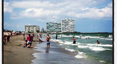 Photo of Beach John U Lloyd Beach at Hollywood, FL 33004, United States