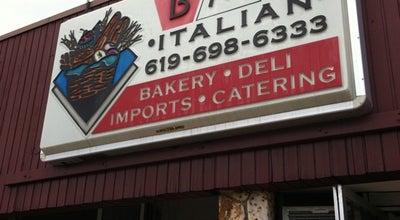 Photo of Sandwich Place BMH Italian Deli at 7670 El Cajon Blvd, La Mesa, CA 91942, United States