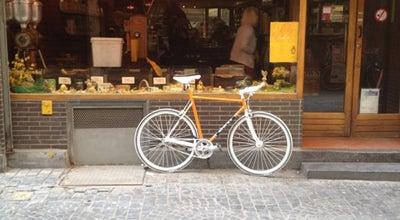 Photo of Coffee Shop Mokabon at Donkersteeg 35, Gent 9000, Belgium