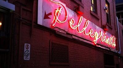 Photo of Cafe Pellegrini's at 66 Bourke St., Melbourne, VI 3000, Australia