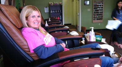 Photo of Nail Salon Q V Nails at 1562 Akron Peninsula Rd, Akron, OH 44313, United States