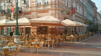 Photo of Ice Cream Shop A Cappella Cukrászda és Kávéház at Kárász U. 6., Szeged 6720, Hungary