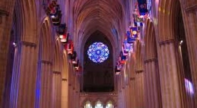 Photo of Church Washington National Cathedral at 3001 Wisconsin Ave Nw, Washington, DC 20016, United States