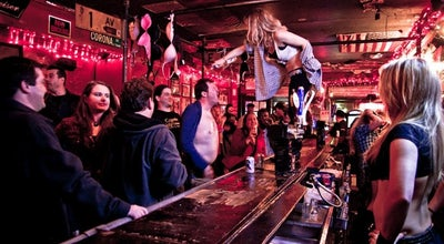 Photo of Restaurant Coyote Ugly at 153 1st Ave, New York, NY 10003, United States