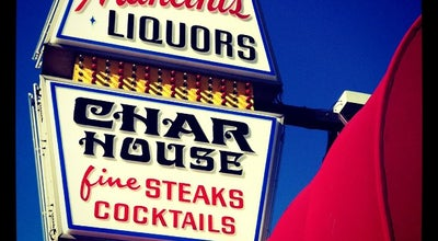 Photo of Steakhouse Mancini's Char House & Lounge at 531 7th St W, Saint Paul, MN 55102, United States