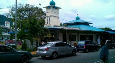 Photo of Mosque Masjid Jamek Sungai Nibong at Jalan Sultan Azlan Shah, Bayan Lepas, Malaysia