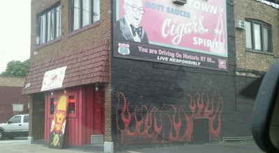 Photo of BBQ Joint Cigars & Stripes BBQ Lounge at 6715 Ogden Ave, Berwyn, IL 60402, United States