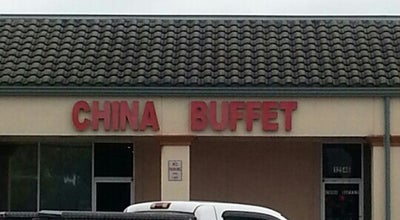 Photo of Chinese Restaurant China Buffet at 12546 Us Highway 301, Dade City, FL 33525, United States